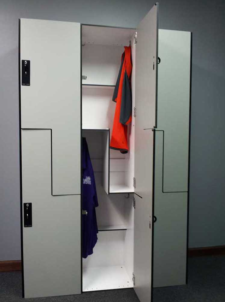 Summit Lockers Storage For All Environments